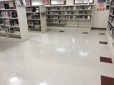 Library - School Cleaning Woodstock ON by SkyClean Inc.