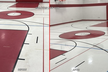Grand bend School Strip and Wax by SkyClean Inc. - Cleaning Company London ON