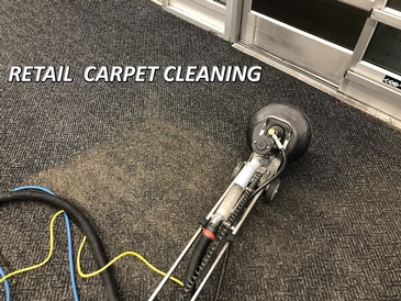 Retail Carpet Cleaning Services Sarnia, ON by SkyClean Inc.